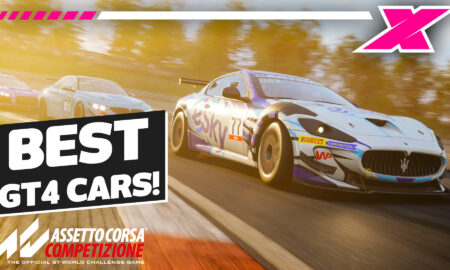 WATCH: The best GT4 cars in Assetto Corsa Competizione