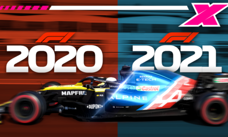 WATCH: How does F1 2021 look and sound compared to F1 2020?