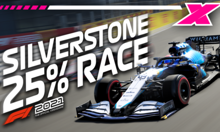 Watch – Racing as George Russell around Silverstone in F1 2021