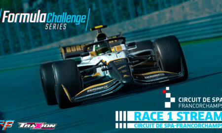 WATCH: Formula Challenge Series Round 1, Spa-Francorchamps, Live