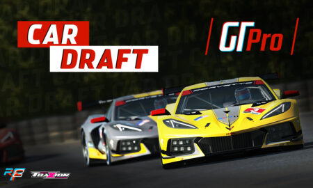 WATCH the GT Pro Series Season 4 live on Traxion