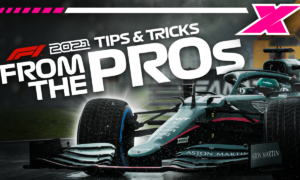 How to get faster in the F1 2021 game by the esports pros