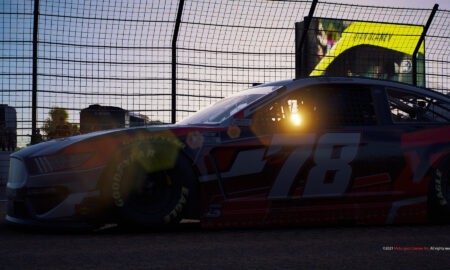 New NASCAR game, 78, Cup Series Mustang