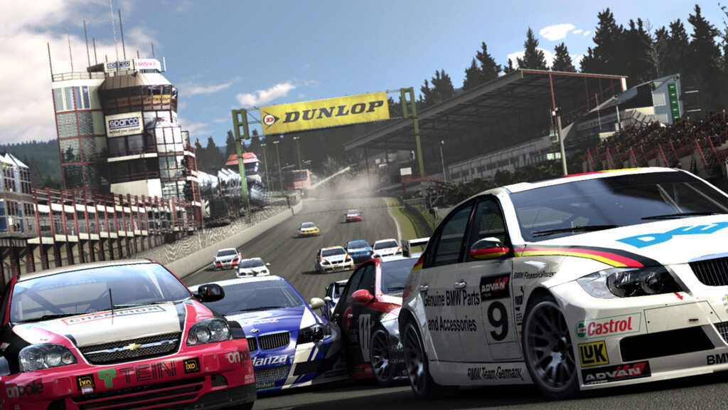 Race Driver: GRID touring cars