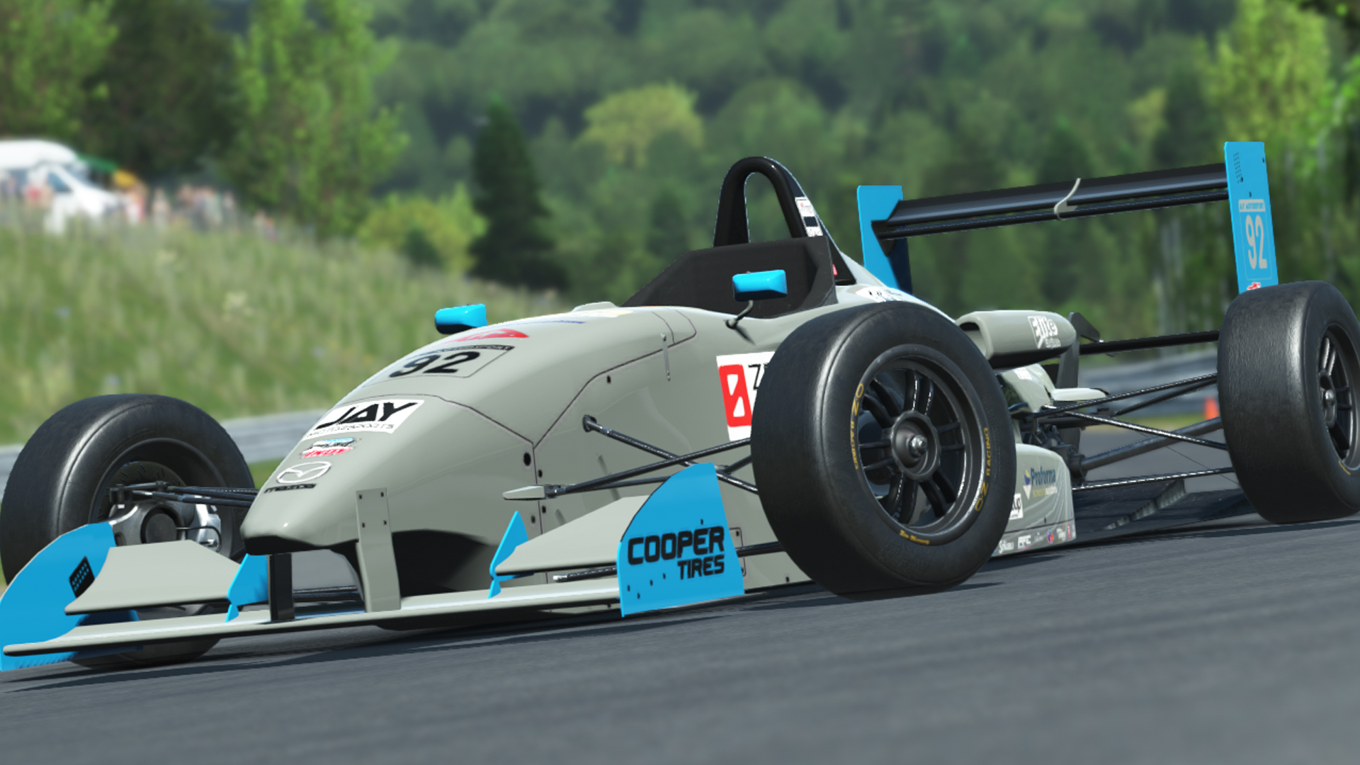 July Roadmap Update for rFactor 2 teases new and updated content