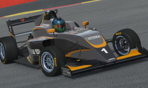 Free Tatuus MSV F3-020 now available on rFactor 2