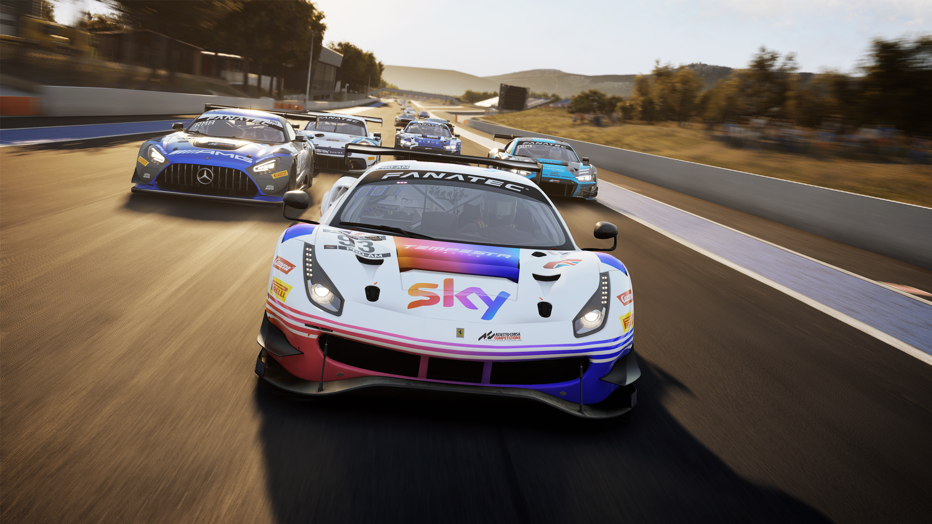 Assetto Corsa Competizione arrives on PS5 and Xbox Series X S, 24th February 2022