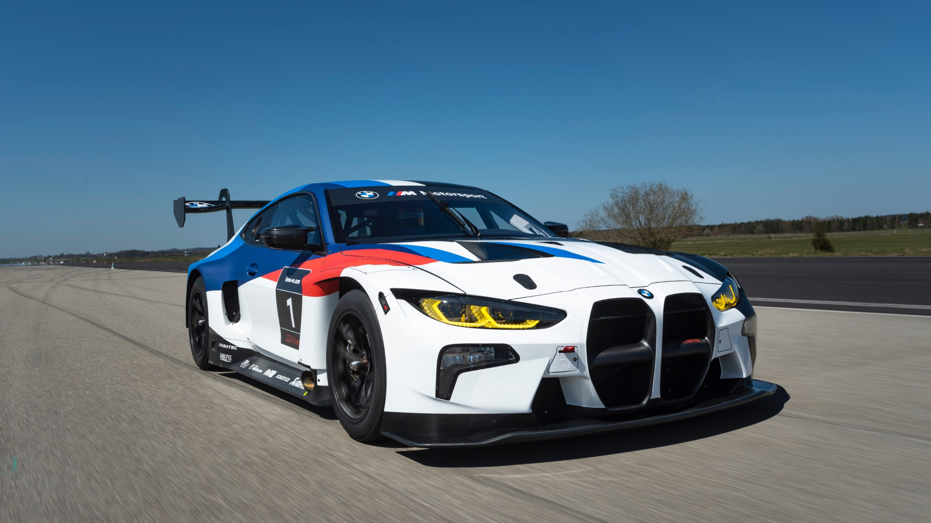 MW M4 GT3 and a new US track coming to Assetto Corsa Competizione in 2022