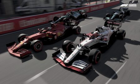 F1 2021 game patch 1.07 fixes Xbox online issues, re-adds PS5 3D audio