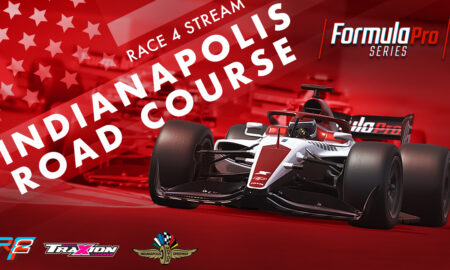 WATCH: Formula Pro Series Round 4, Indianapolis Road Course Live