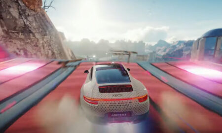 Free-to-play mobile racer Asphalt 9: Legends coming to Xbox 31st August