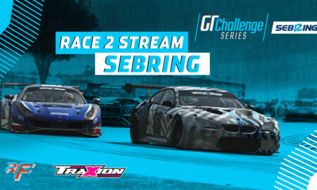 WATCH: Round 2 of GT Challenge Series, Season 4 live on Traxion.GG