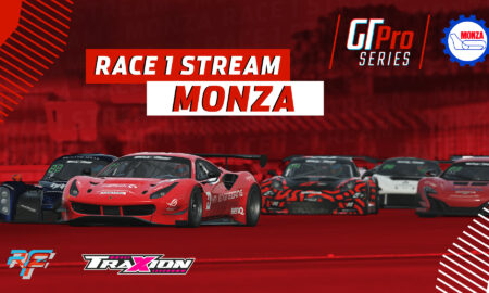 WATCH: Round 1 of GT Pro Series, Season 4 live on Traxion.GG