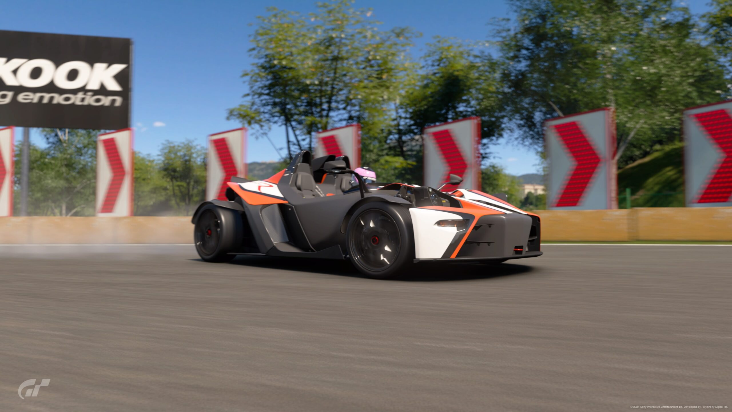 From two wheels to four, GT Sport Daily Races, w/c 30th August 2021
