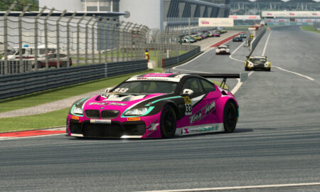 Play Traxion.GG's very own ranked online event in RaceRoom this week