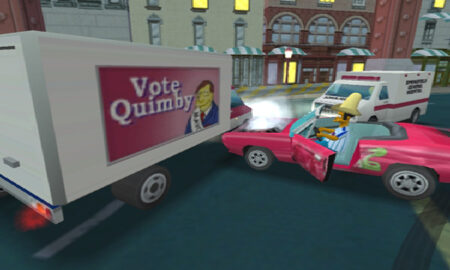 """The Simpsons showrunner: """"I would love to see a remastered version of Hit & Run"""""""