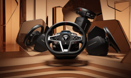 Thrustmaster launches affordable T248 hybrid drive wheel and pedal set