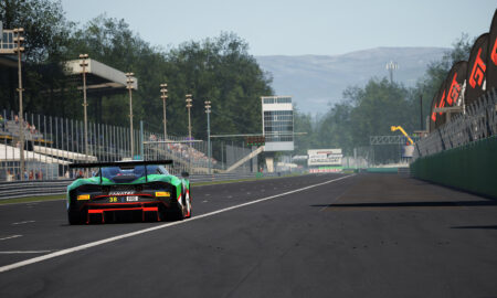 What it's like to compete in the GT World Challenge Europe Esports Championship