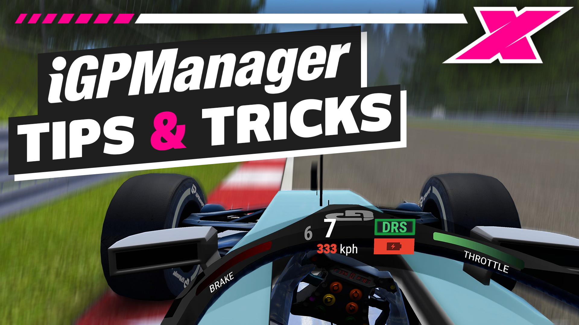 A beginner's guide to iGP Manager