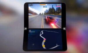 Asphalt 9 Legends, Game Pass touch controls coming to Microsoft Duo 2