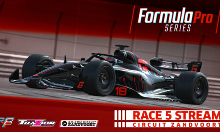 WATCH: Formula Pro Series Round 5, Indianapolis Road Course Live
