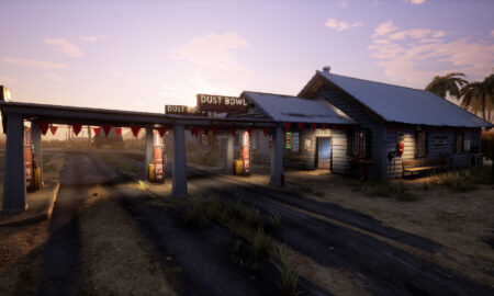 Full version of Gas Station Simulator now available on Steam