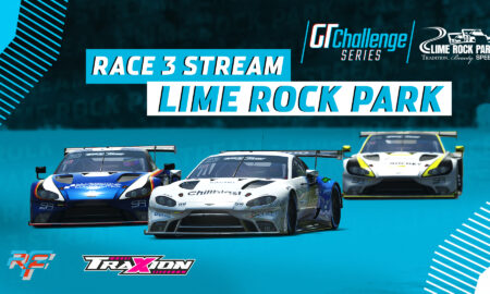WATCH: Round 3 of GT Challenge Series, Season 4 live on Traxion.GG