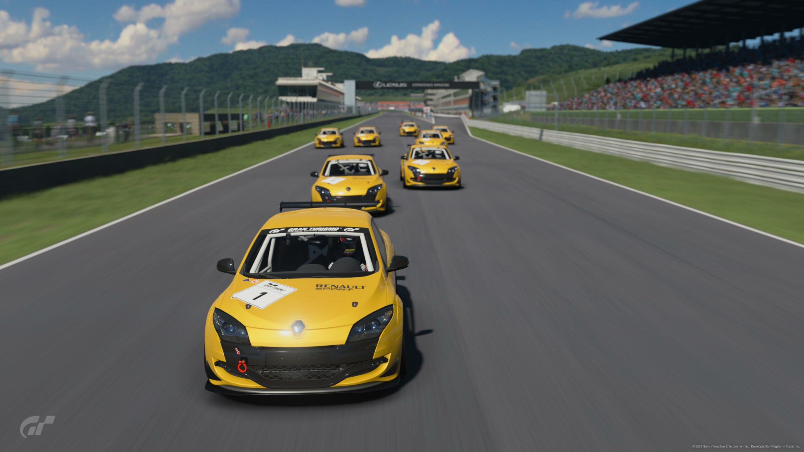 Struggling for traction: GT Sport Daily Races, w/c 20th September 2021