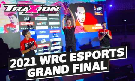 Behind the Scenes of the Esports WRC Grand Final in Athens! | The Traxion.GG Podcast, Season 2, Episode 16