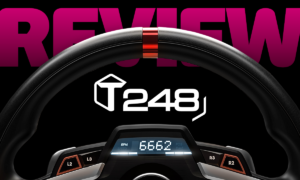 WATCH: Is Thrustmaster back on form? Thrustmaster T248 Review
