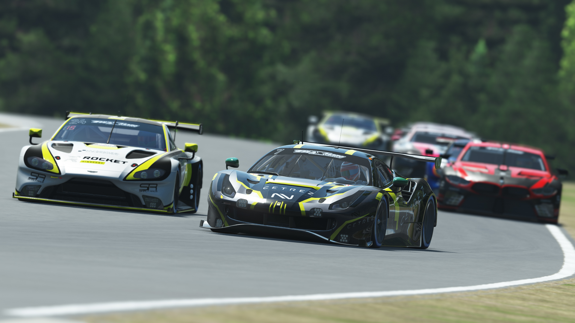 Toman and Andonovski find success at Lime Rock Park GT Pro Series round