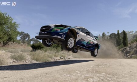 WRC 10 patch remedies some of our quibbles