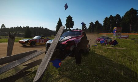 Wreckfest Folk Frenzy Tournament update adds new routes, removes zombies