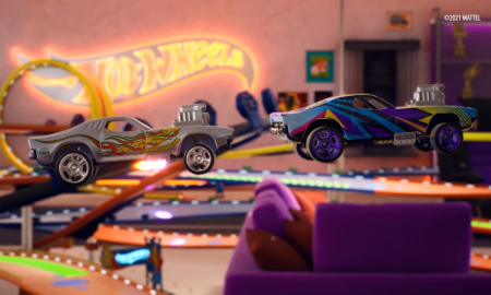 Livery Editor, 'The Basement' unveiled in Hot Wheels Unleashed Customization trailer