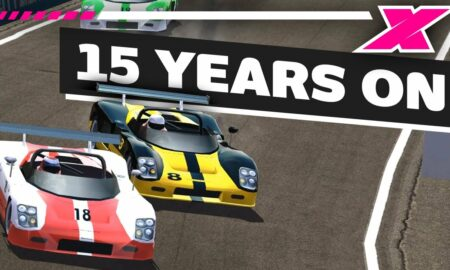 TOCA Race Driver 3 | Fifteen years later