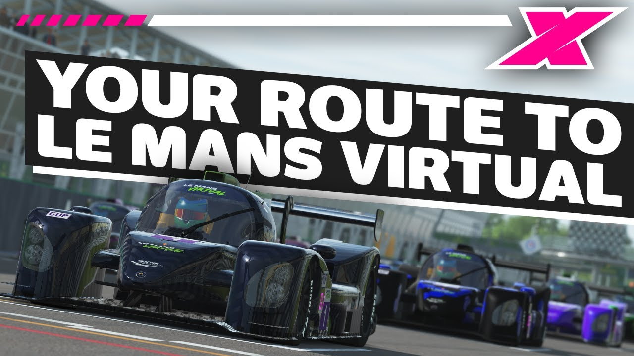 WATCH: John attempts to qualify for the Le Mans Virtual Cup