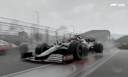 Hamilton stays ahead of Verstappen in latest F1 2021 game driver ratings