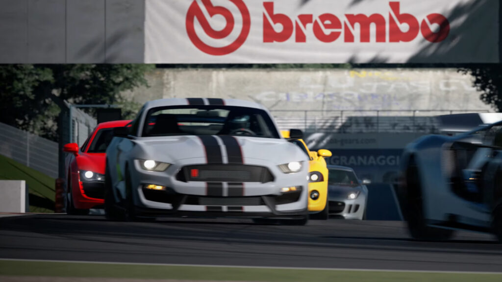 Ford Mustang Shelby GT350R Gran Turismo 7