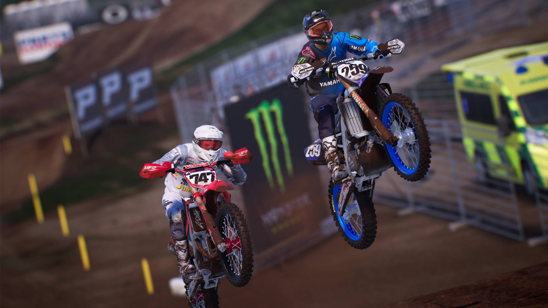 MXGP 2021 is the latest official motocross game, launches November