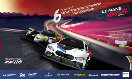 Le Mans Virtual Series Race 2 at Spa - Entry List unveiled