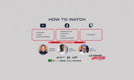 How To Watch: Le Mans Virtual Series - 6 Hours of Spa