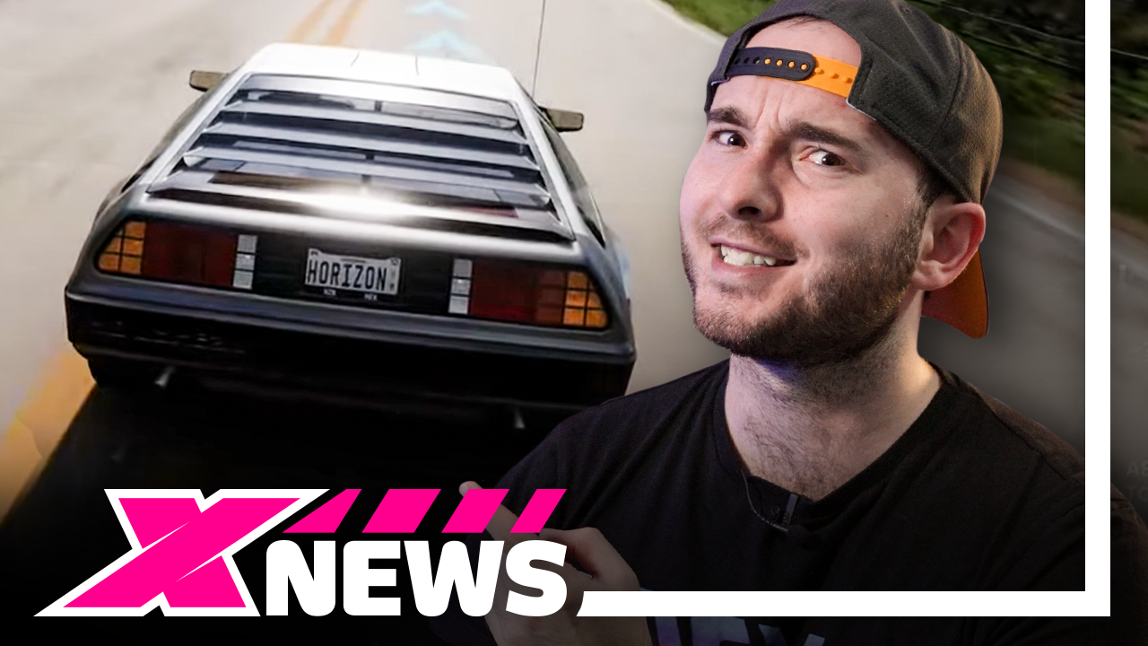 WATCH: More Games Should Have Deloreans | Traxion.GG News