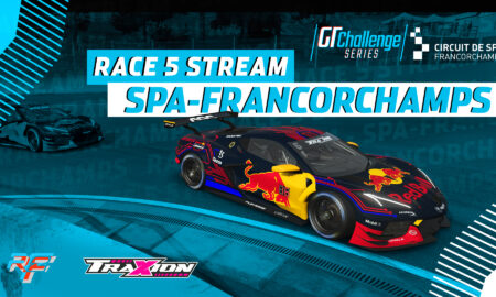 WATCH: Round 5 of GT Challenge Series, Season 4 live on Traxion.GG
