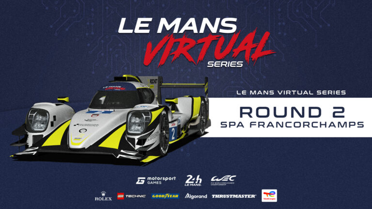 WATCH: Le Mans Virtual Series Race 2 – 6 Hours of Spa, Live