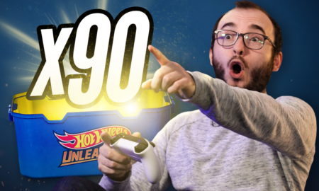 WATCH: Opening 90+ Blind Boxes in Hot Wheels Unleashed!