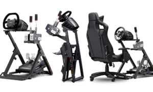 Next Level Racing Wheel Stand 2.0 announced