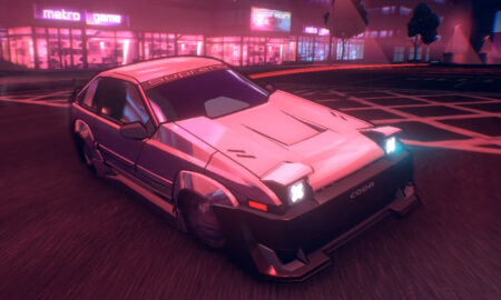 New car out now for Inertial Drift, further content coming soon