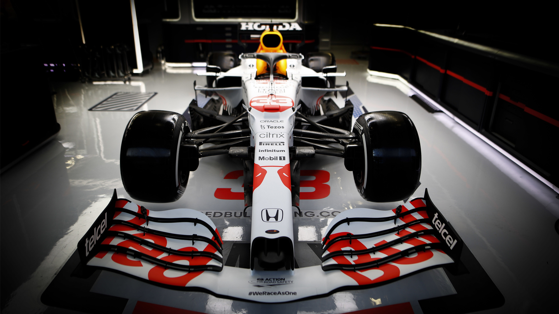 Red Bull Racing's Honda tribute livery is coming to the F1 2021 game