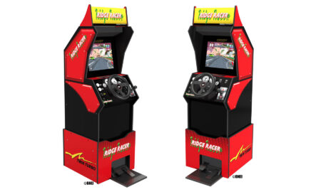 Relive Ridge Racer's glory years with the latest Arcade1Up machine