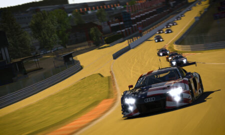 Sim racers to represent their countries in the Cup of Nations, live on Traxion.GG